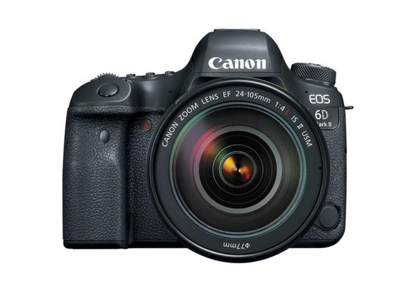 Canon EOS 6D Mark II with 24-105mm f/4L II Lens