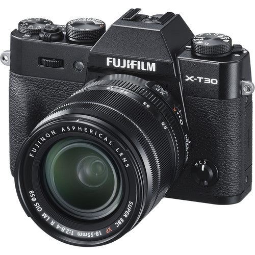 Fujifilm X-T30 With XF 18-55mm F2.8-4 R LM OIS Kit