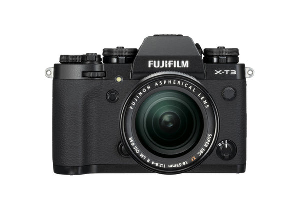 Fujifilm X-T3 With XF 18-55mm F2.8-4 R LM OIS Kit