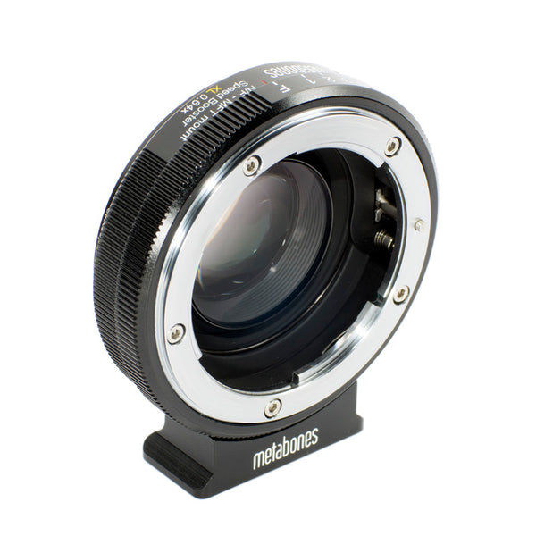 Metabones Nikon G to Micro Four Thirds Speed Booster XL 0.64x (Black Matt)