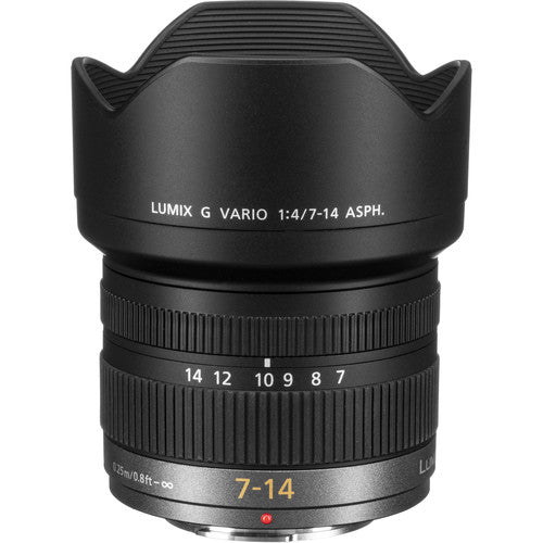 Panasonic 7-14mm F4 ASPH