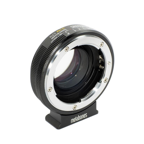 Metabones Nikon G to Micro FourThirds Speed Booster ULTRA 0.71x (Black Matt)