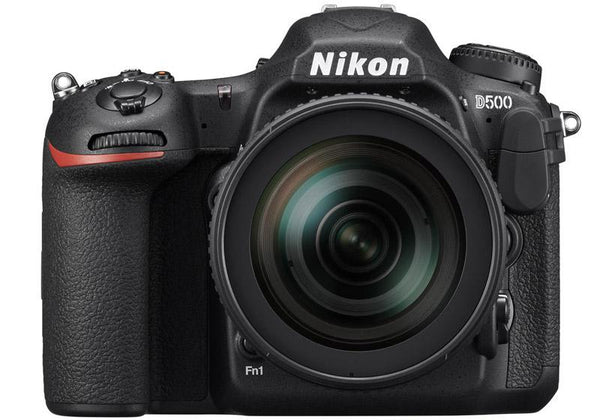 Nikon D500 with 16-80mm VR Lens Kit