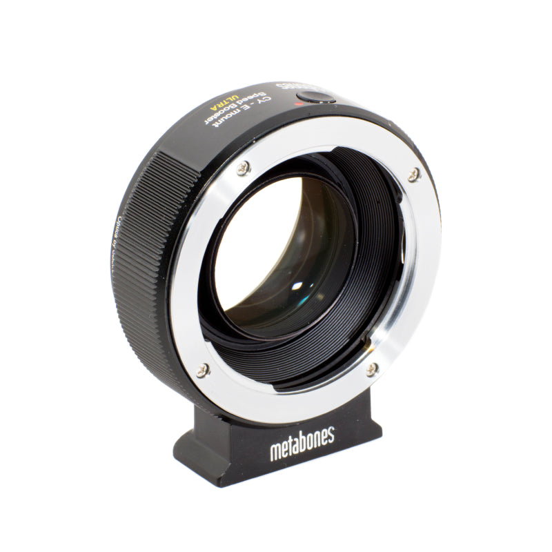 Metabones Contax Yashica to E-mount Speed Booster Ultra 0.71x