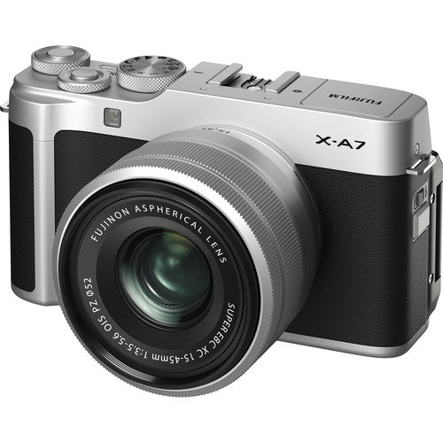 Fujifilm X-A7  with 15-45mm Kit