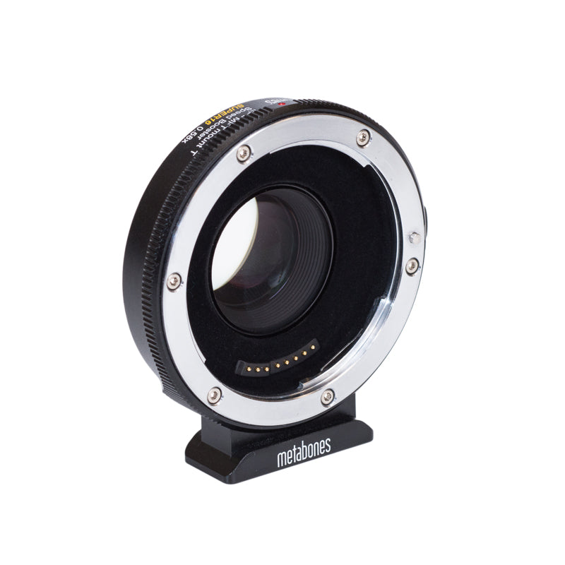 Metabones Canon EF Lens to Micro Four Thirds T Speed Booster SUPER16 0.58x