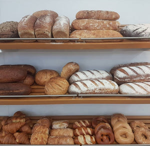 Gilbert's Fine Food - Bread