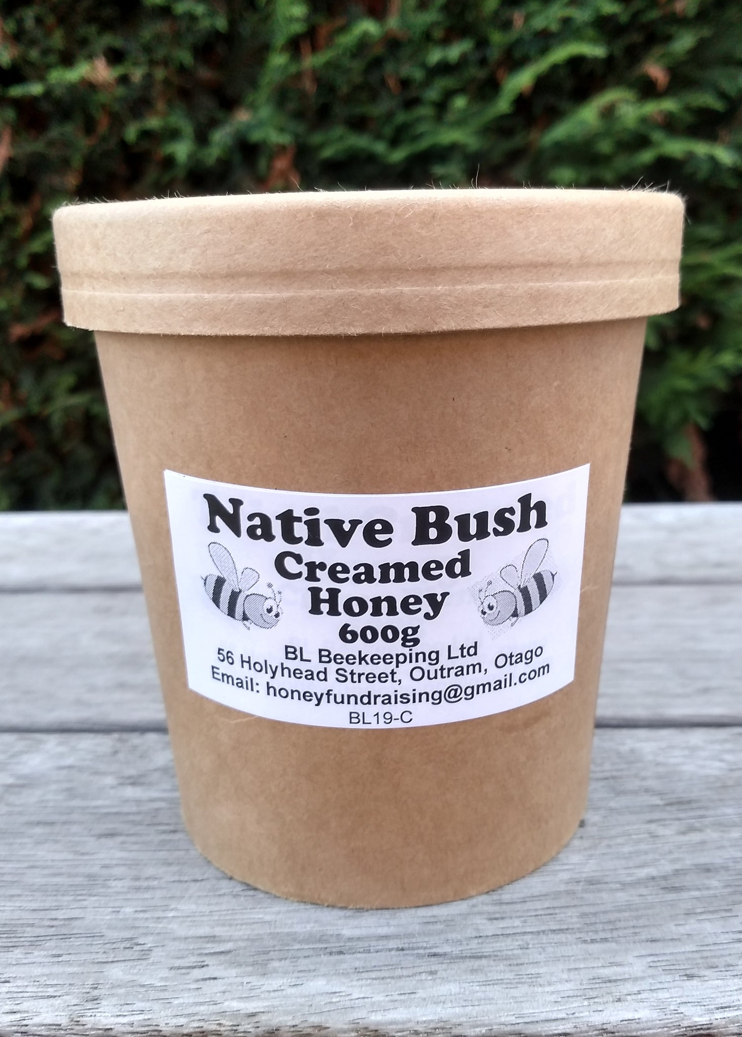 BL Beekeeping Honey
