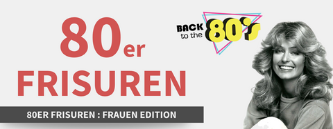 80er frisuren frauen