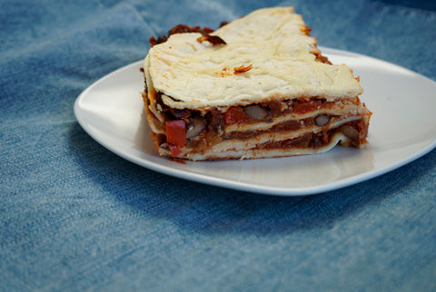 Mexican Layered casserole