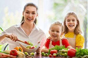 How To Meal Plan For Parents