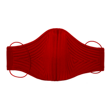 Load image into Gallery viewer, John Herrera Neoprene Reusable Face Mask Red