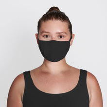Load image into Gallery viewer, SKIMS Seamless Face Mask | Onyx