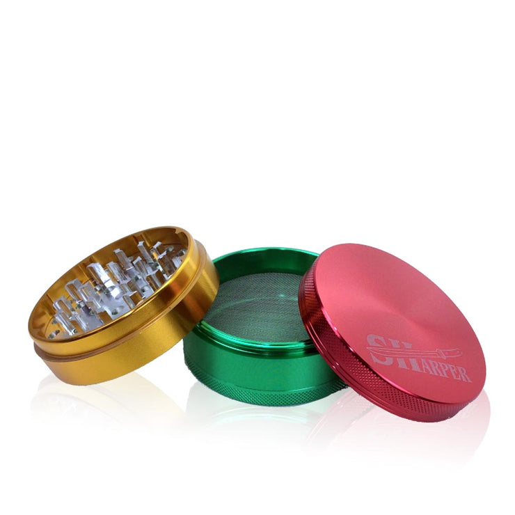 75MM SHARPER RASTA GRINDER