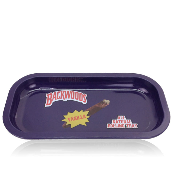 VANILLA BACKWOODS ROLLING TRAY - SMALL