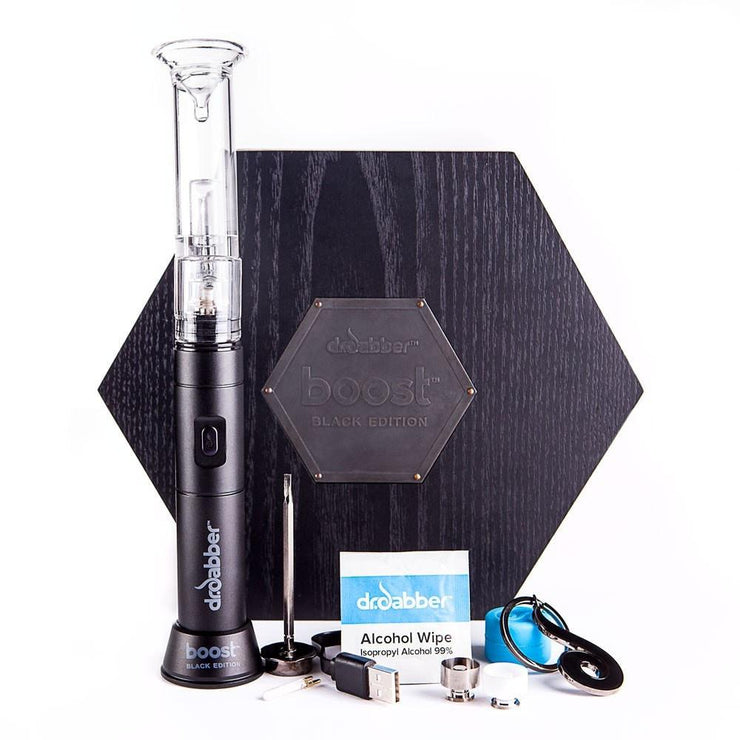 Dr. Dabber Boost Black Edition - Smoke City