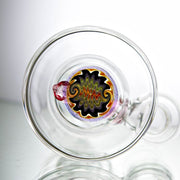 CL1 Glass Clear Jammer Dab Rig Reversal