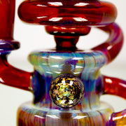 CL1 Custom Amber Purple Klein Recycler - Smoke City