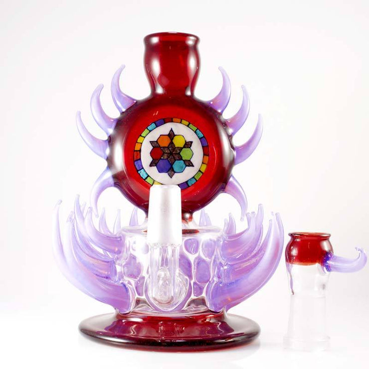 Freeek Glass | Brain Implosion Front