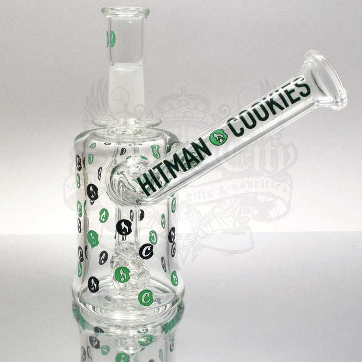 Hitman x Cookies Phase2 Sidecar Rig with Black and Green Labels - Smoke City