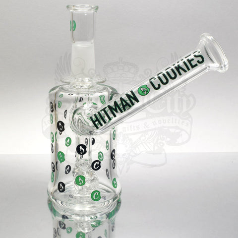Hitman x Cookies Phase2 Sidecar Rig with Black and Green Labels