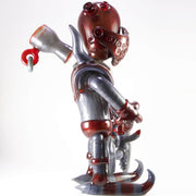 Josh St. George Glass Knight Dab Rig Side Right