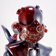 Josh St. George Glass Knight Dab Rig Head Close Up 2