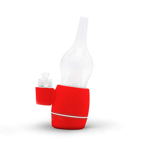 KandyPens Oura E-Rig Vaporizer - Kandy Apple Red