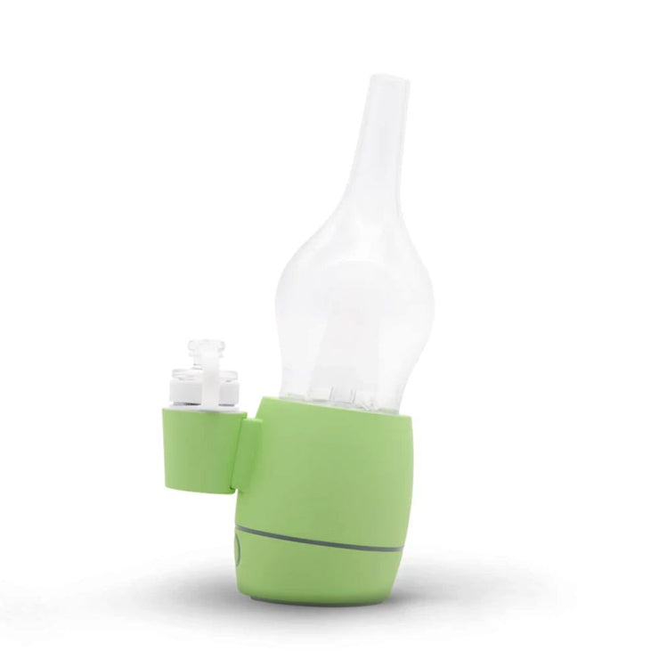 KandyPens Oura E-Rig Vaporizer lime green