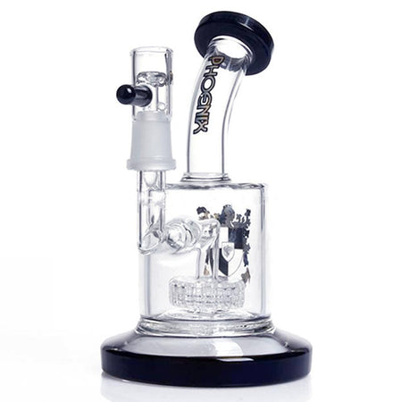 "PHOENIX 6"" Dab Rig With MATRIX PERC"