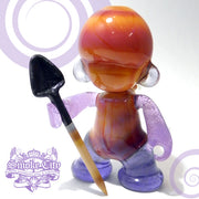 Brent M. Serindipty & Purple Rain Munny Bub - Smoke City