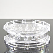 Acrylic 2 Piece Grinder - Smoke City