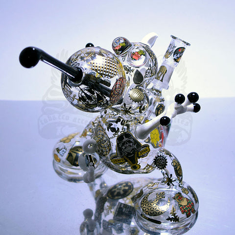 Lee Machine X TDS (Team Death Star)- Star Wars Yoshi Rig w/ Pendant