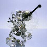 Lee Machine X TDS (Team Death Star)- Star Wars Yoshi Rig w/ Pendant - Smoke City