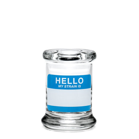 X-SMALL POP-TOP HELLO WRITE & ERASE - Smoke City