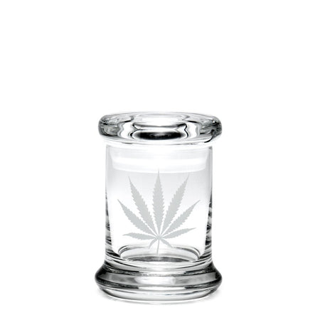 X-SMALL POP-TOP SILVER LEAF - Smoke City