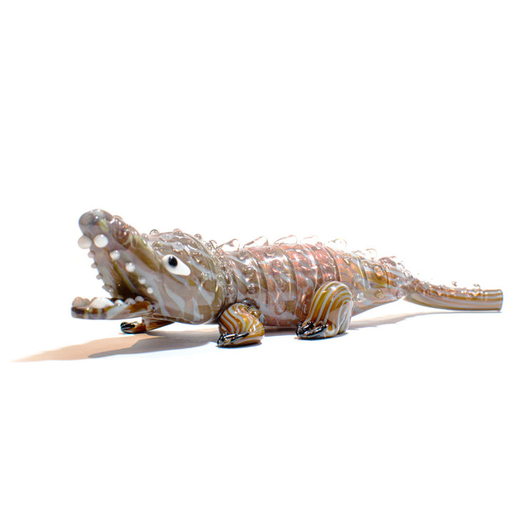 Alligator Hand Pipe