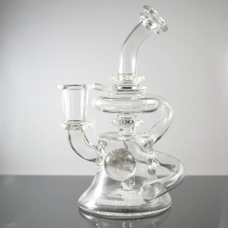 CL1 Custom Lucy UV Klein Recycler with Marble - Smoke City