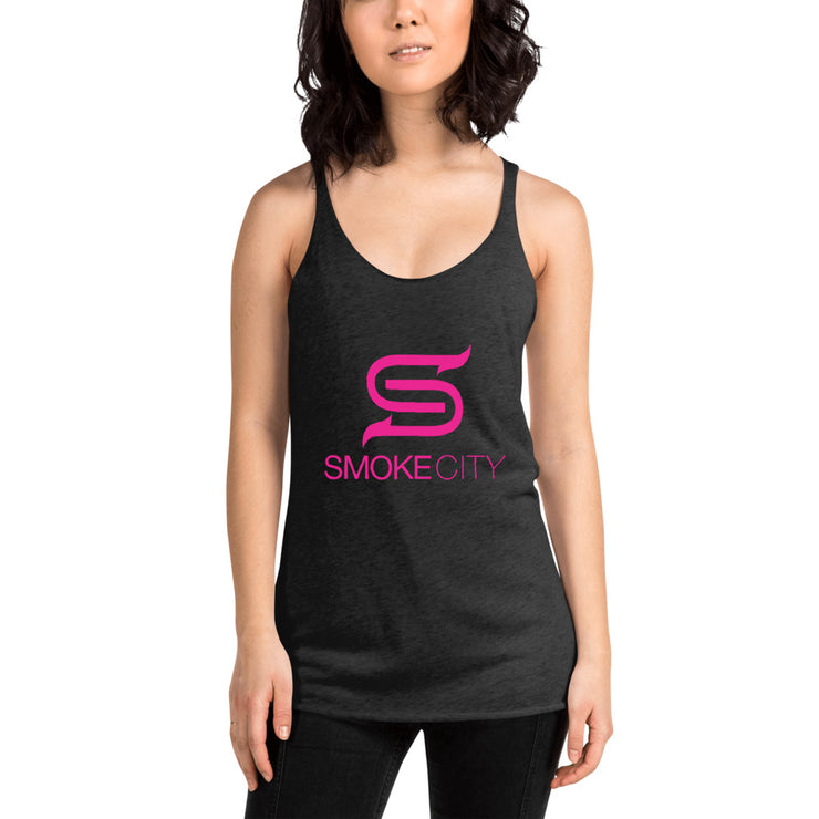 Smoke City Women's Racerback Tank