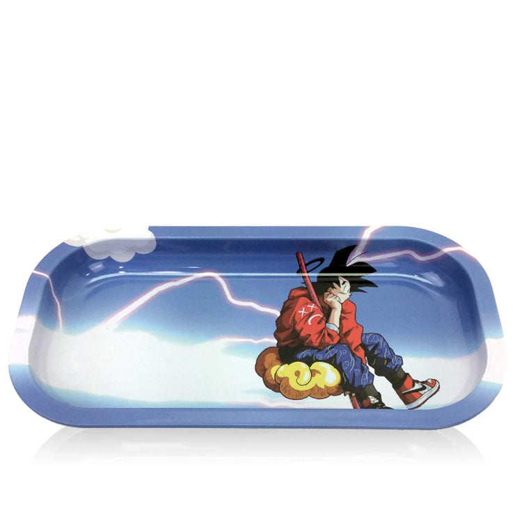 DRAGON BALL Z ON CLOUD ROLLING TRAY - SMALL
