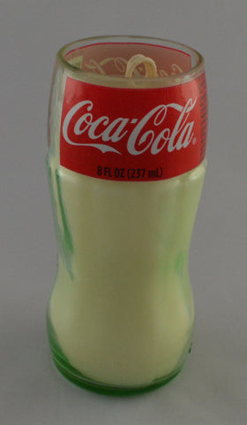 Candle - Coke bottle 237 ml