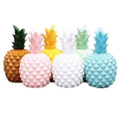 Tirelire Ananas 6 Couleurs