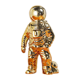 Tirelire Astronaute en or