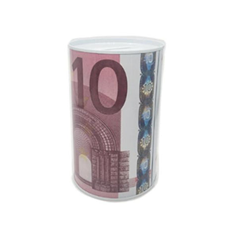 Tirelire Billet de 10 euros