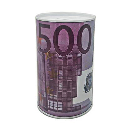 Tirelire Billet 500 euros