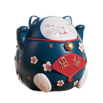 Tirelire Chat Traditionnel Chinois