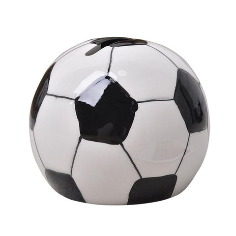 Tirelire En Forme De Ballon De Foot