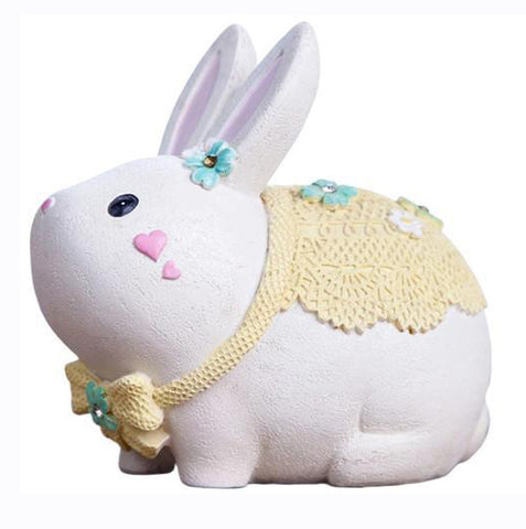 Tirelire Lapin <br> Fluffy