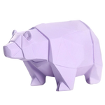 Tirelire Ours Origami