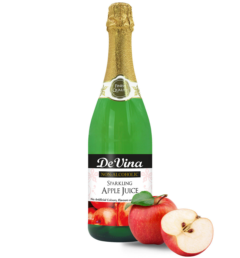 Sparkling Apple Juice Drink